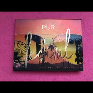 New PUR Festival Eyeshadow Palette